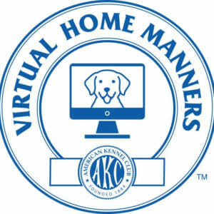 AKC Virtual Home Manners Logo